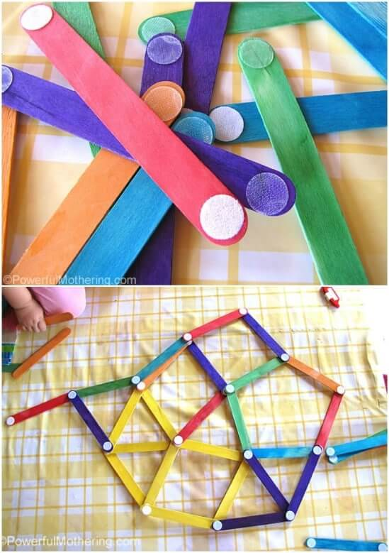 Popsicle Stick Projec Easy Popsicle Stick Crafts & Activities for Kids