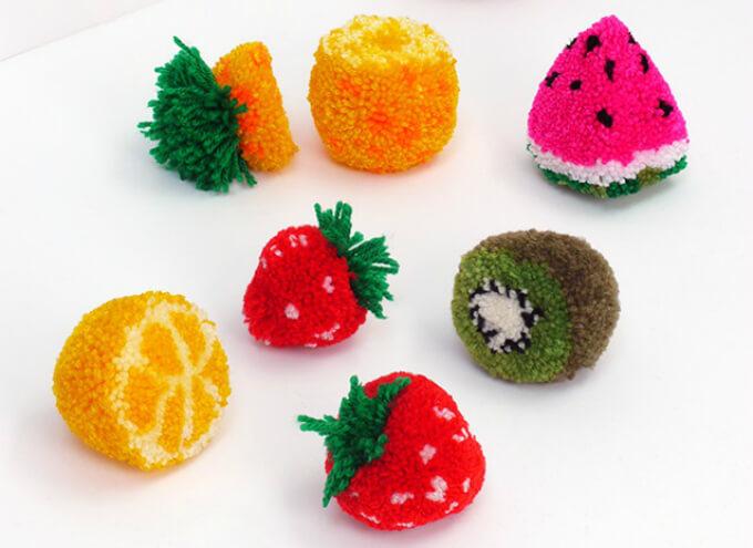 Pom Pom Fruity Blast