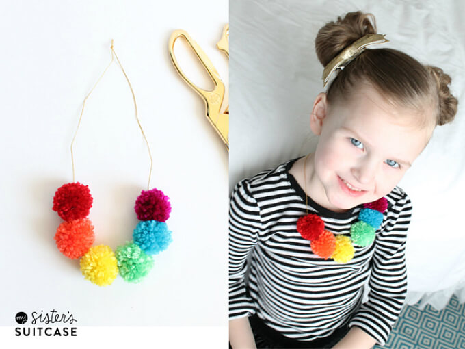 Beautiful Kiddo Necklace