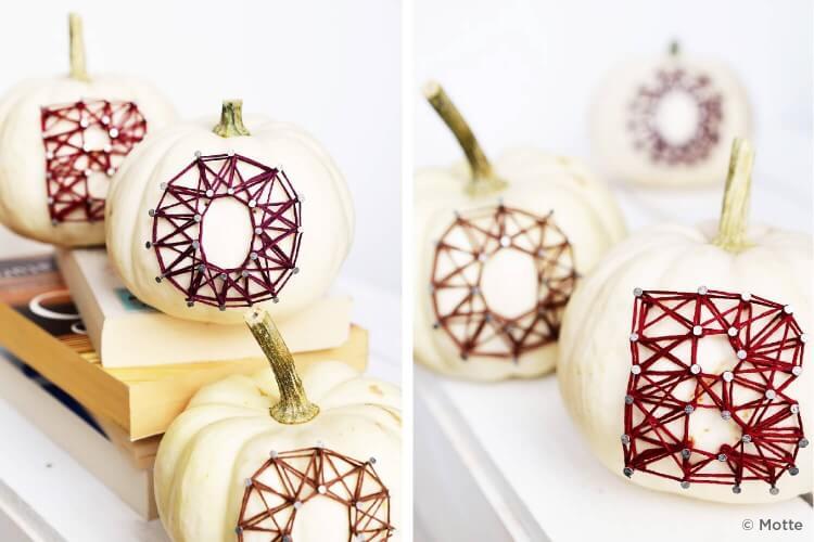 Alphabetic pumpkins