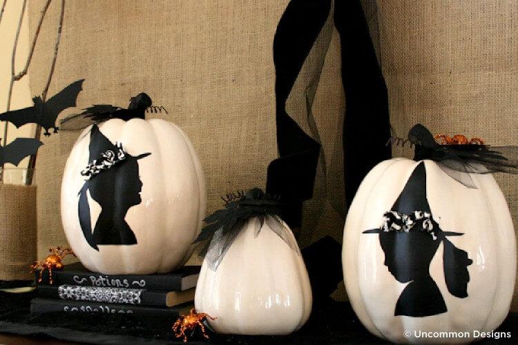 Halloween DIY pumpkins