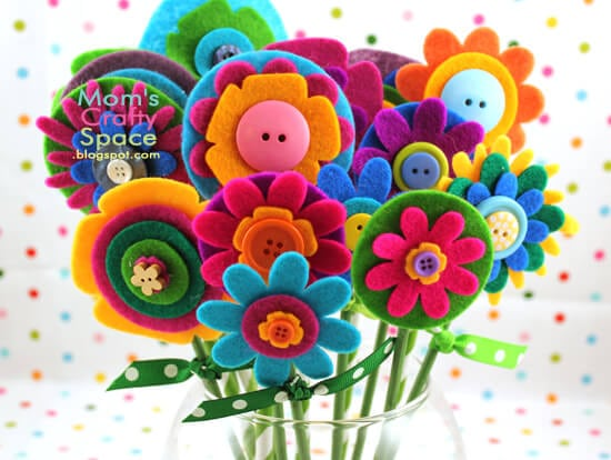 Easy To Make Mother's Day Crafts