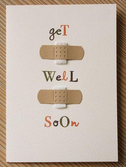 "Realistic DIY Get Well Soon Card Beautiful DIY ""Get Well Soon"" Card Ideas"