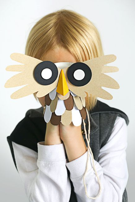 Fun mask making classroom activities for kids