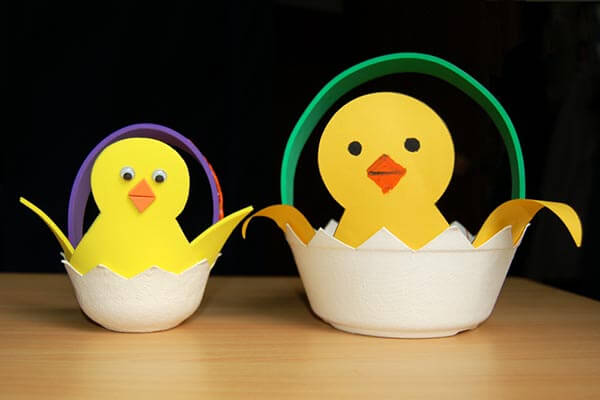 Chick craft for the spring