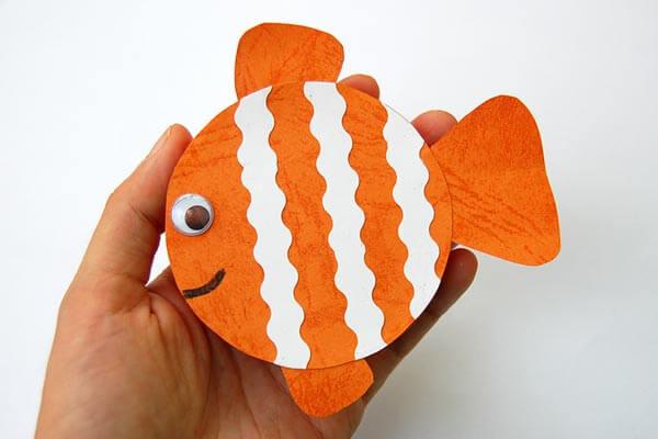 Musical Crafts For Kindergarten Students