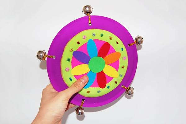Tambourine For Kindergarten Student