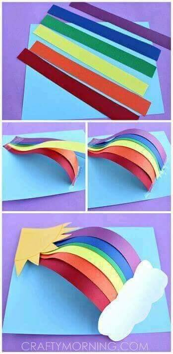 Rainy Season Theme Classroom Decoration Ideas for School - Rainbow Decor Ideas