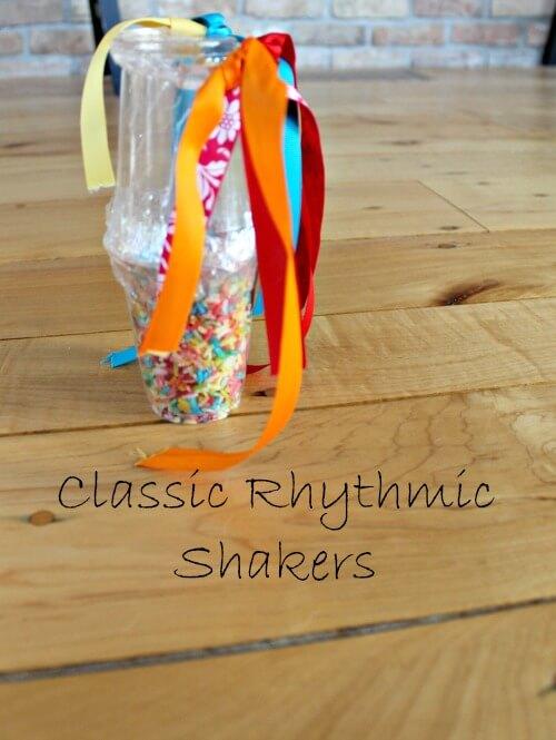 Rhythmic Shaker Crafts