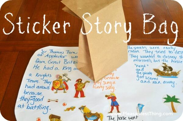 A bag full of stories Creative Ways of Storytelling with Crafts