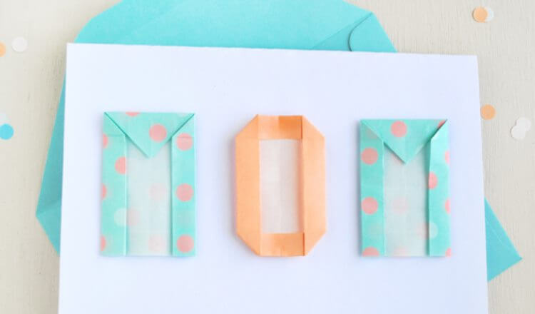Origami crafts for Mother's Day for kids Mother's Day Craft Ideas for Kids