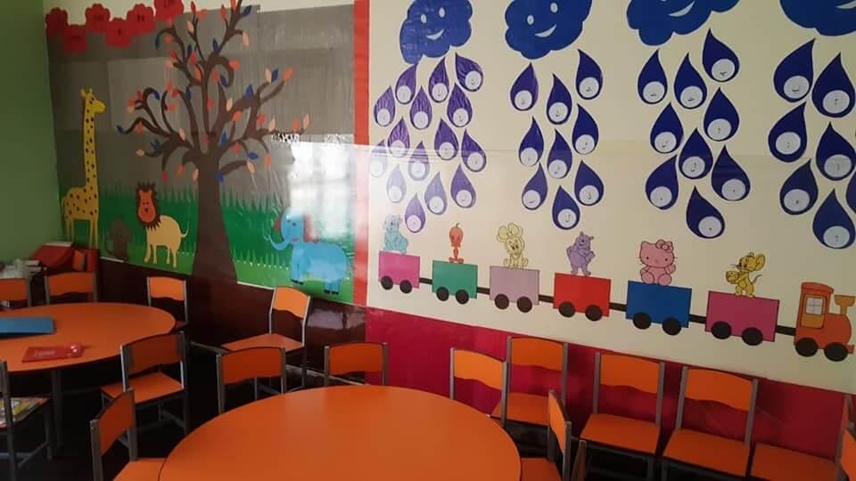 School space decoration idea School Craft Ideas for Preschoolers Easy Sunday School Craft Ideas for Kids