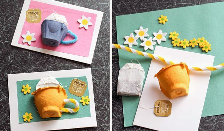 Paper cup Mother's Day Craft Ideas for Kids Mother's Day Craft Ideas for Kids