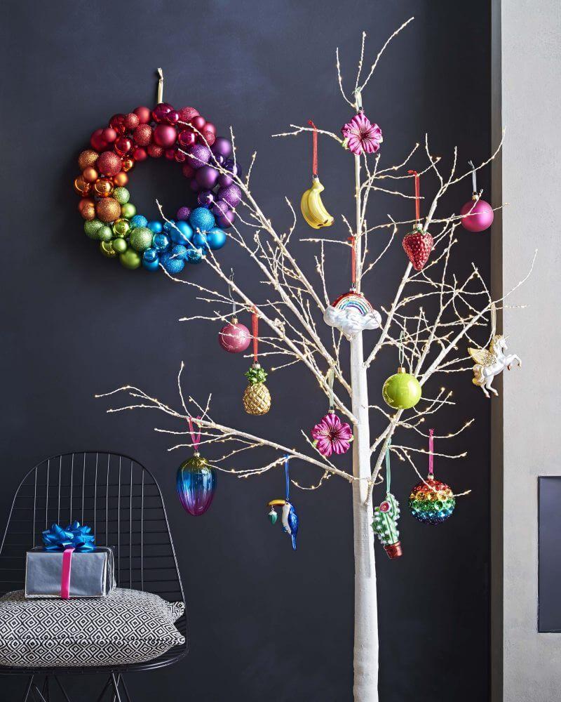 Colourful Christmas Color scheme Christmas Color Schemes For Decoration