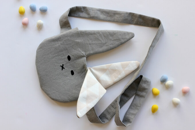 DIY purse bunny craft ideas DIY Bunny Craft Ideas & Video Tutorials