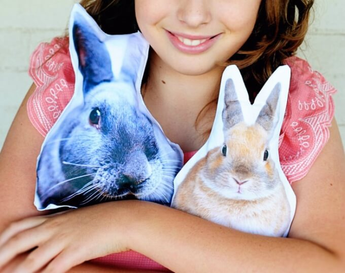 DIY craft ideas DIY Bunny Craft Ideas & Video Tutorials