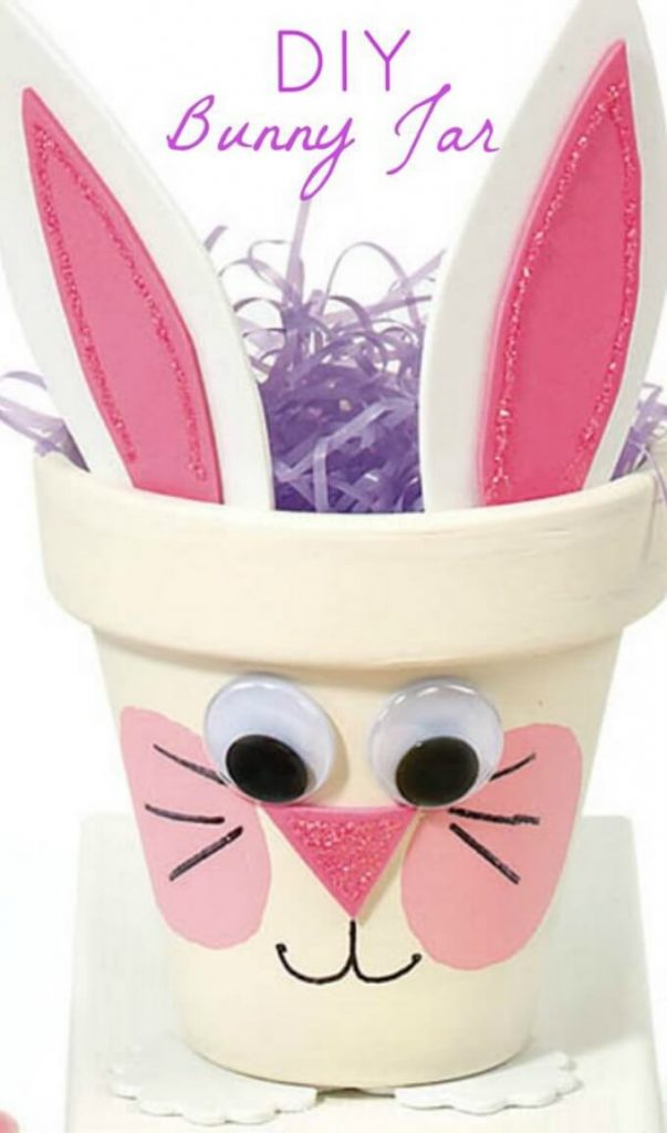 DIY Bunny Craft Ideas & Video Tutorials