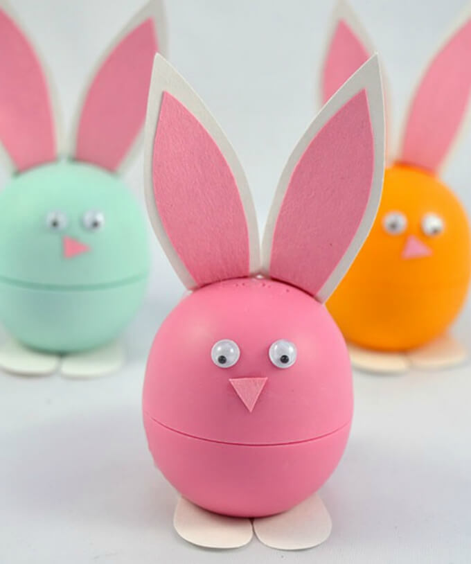 Easter Eggs craft ideas DIY Bunny Craft Ideas & Video Tutorials