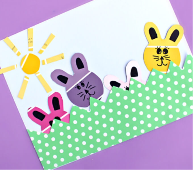 DIY bunny craft ideas DIY Bunny Craft Ideas & Video Tutorials