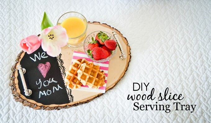 Modern And Sophistocated DIY Serving Tray Ideas