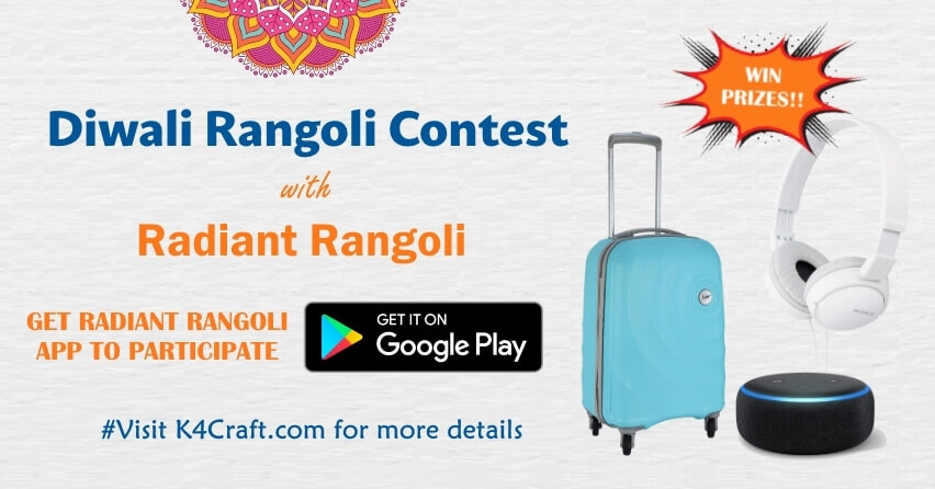 Radiant Rangoli Diwali Contest