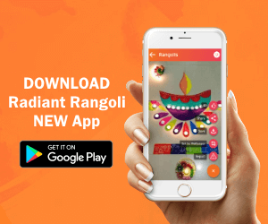 Radiant Rangoli App