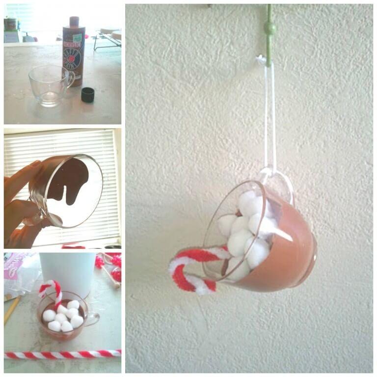 Homemade Christmas Ornaments Unique DIY Homemade Christmas Ornaments