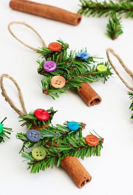 Easy to make Homemade Ornaments Unique DIY Homemade Christmas Ornaments