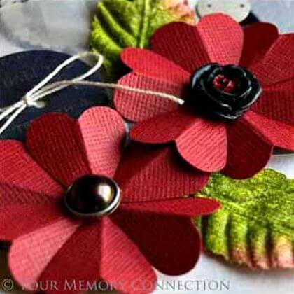 Cute Heart flowers for decorations