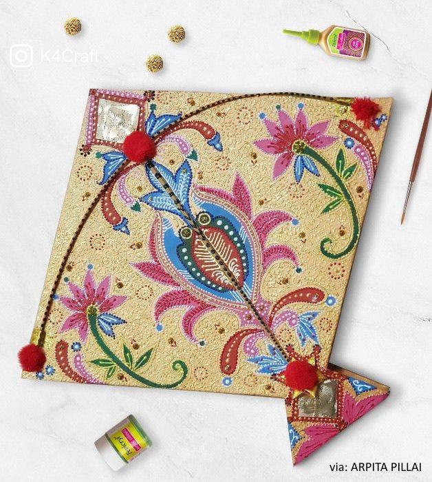 Creative Craft Ideas for Makar Sankranti / Pongal