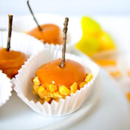 Designer cupcake fun DIY Fall Snacks for Kids