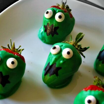 Goblin food crafts for Fall DIY Fall Snacks for Kids