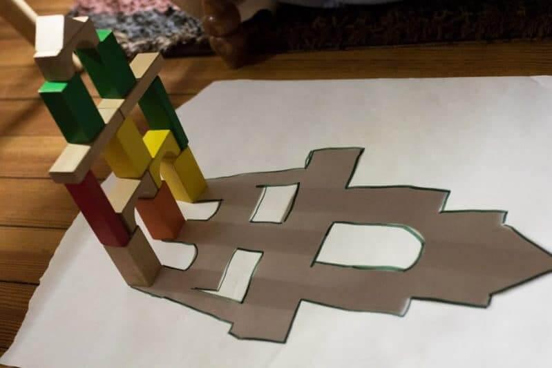 Shadow Play Wooden Block Activities