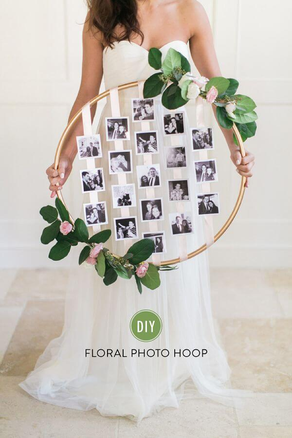 The Pictures In Circular Flower Arrangement