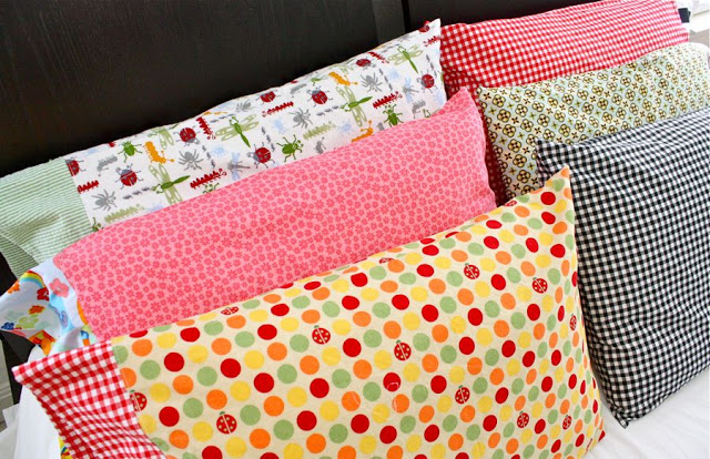 Conkerr Cancer Pillowcases
