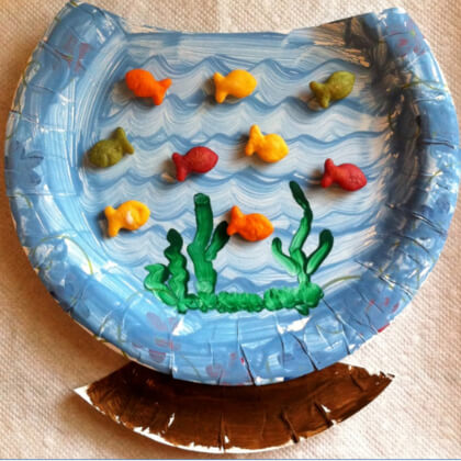 Make Fish Craft For Fun