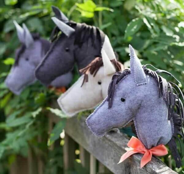 Fiber Horse Craft