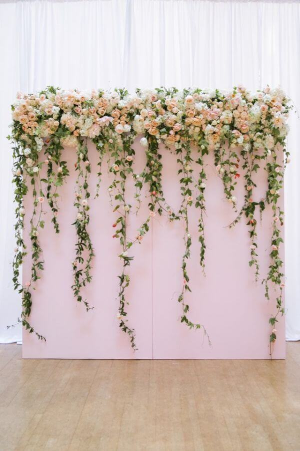 Whimsical Peonies Decor Unique Floral Wedding Decor Ideas for Outdoor & Indoor