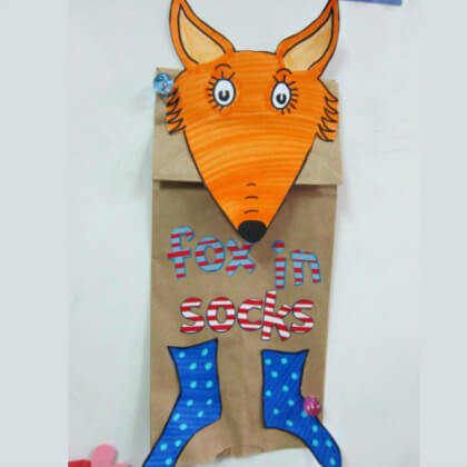 Fox In Socks For Kindergarten