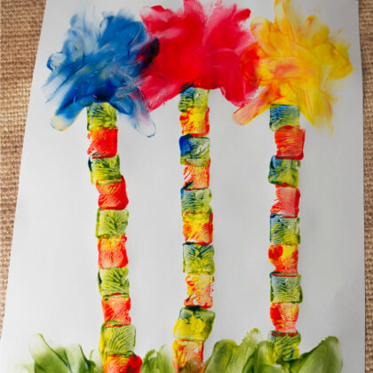Lorax Trees With Finger Print