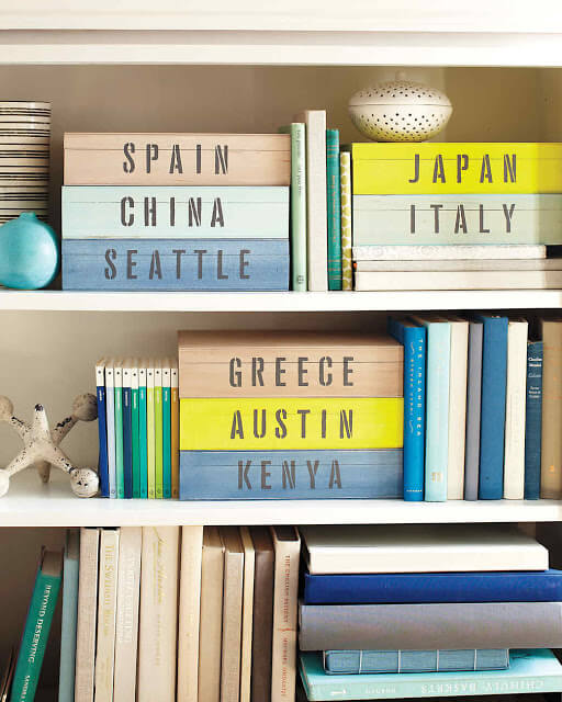 Travel Keepsake Boxes Family Memory Keepsake Ideas
