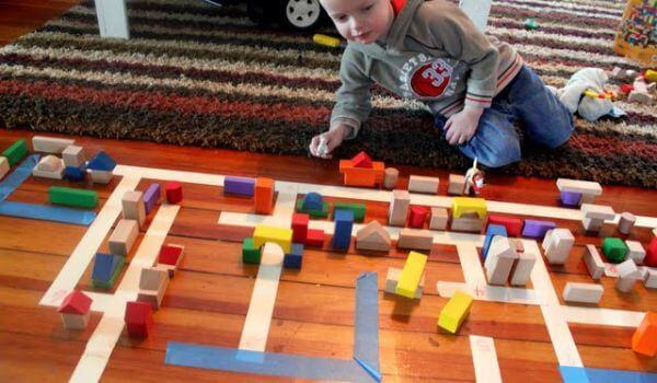 Challenging Wooden Block Activities