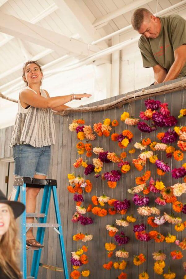 Mehendi Decor Unique Floral Wedding Decor Ideas for Outdoor & Indoor