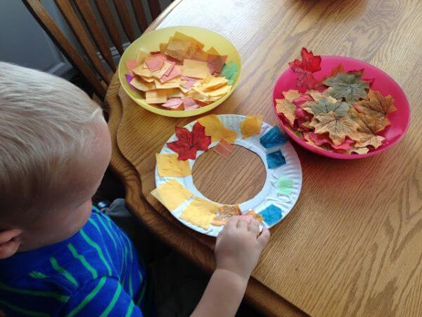 Leaf Activities for Preschoolers- Leaf craft & Activities for Preschoolers