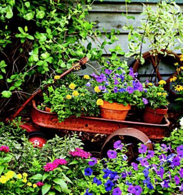 Best Out Of Waste Ideas For Garden