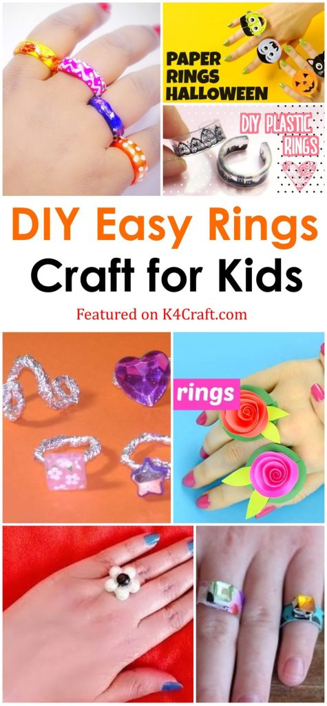 Cool Ring Ideas for Kids