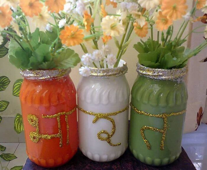 Cute Flower Pots Craft
