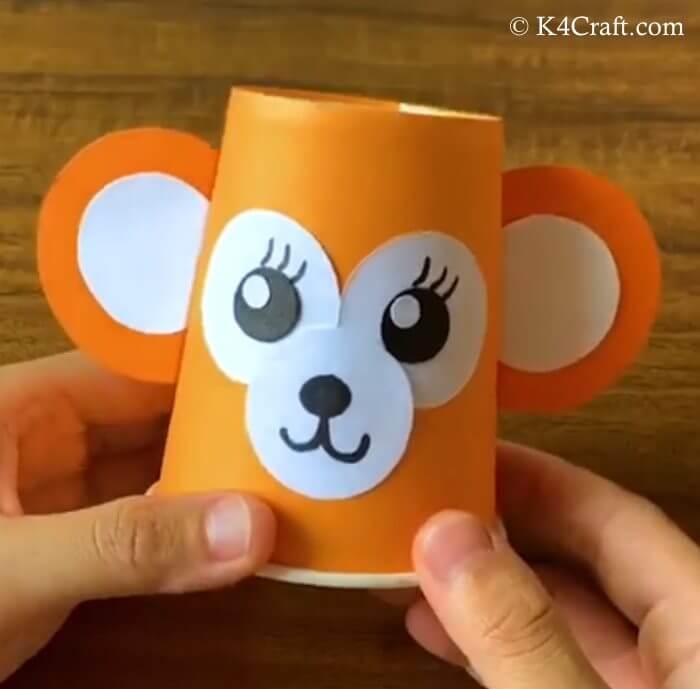 Puppy Cup Activity