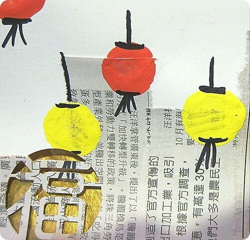 Pixie dust is peeping through Chinese New Year Crafts and Activities for Kids