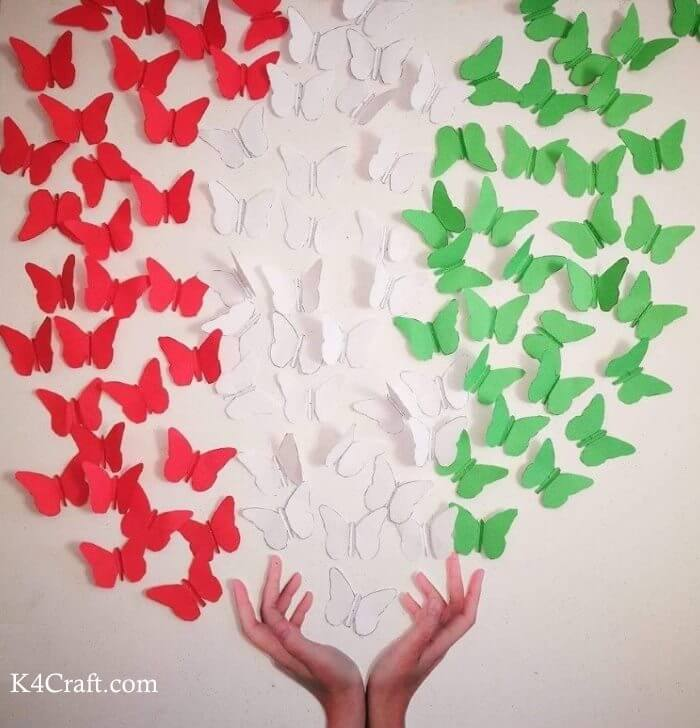 Cute Butterfly Craft